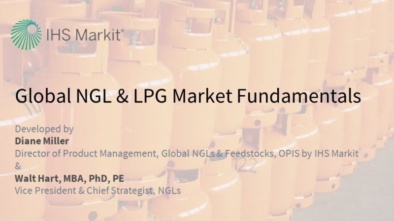 Global NGL & LPG Market Fundamentals IHS Markit
